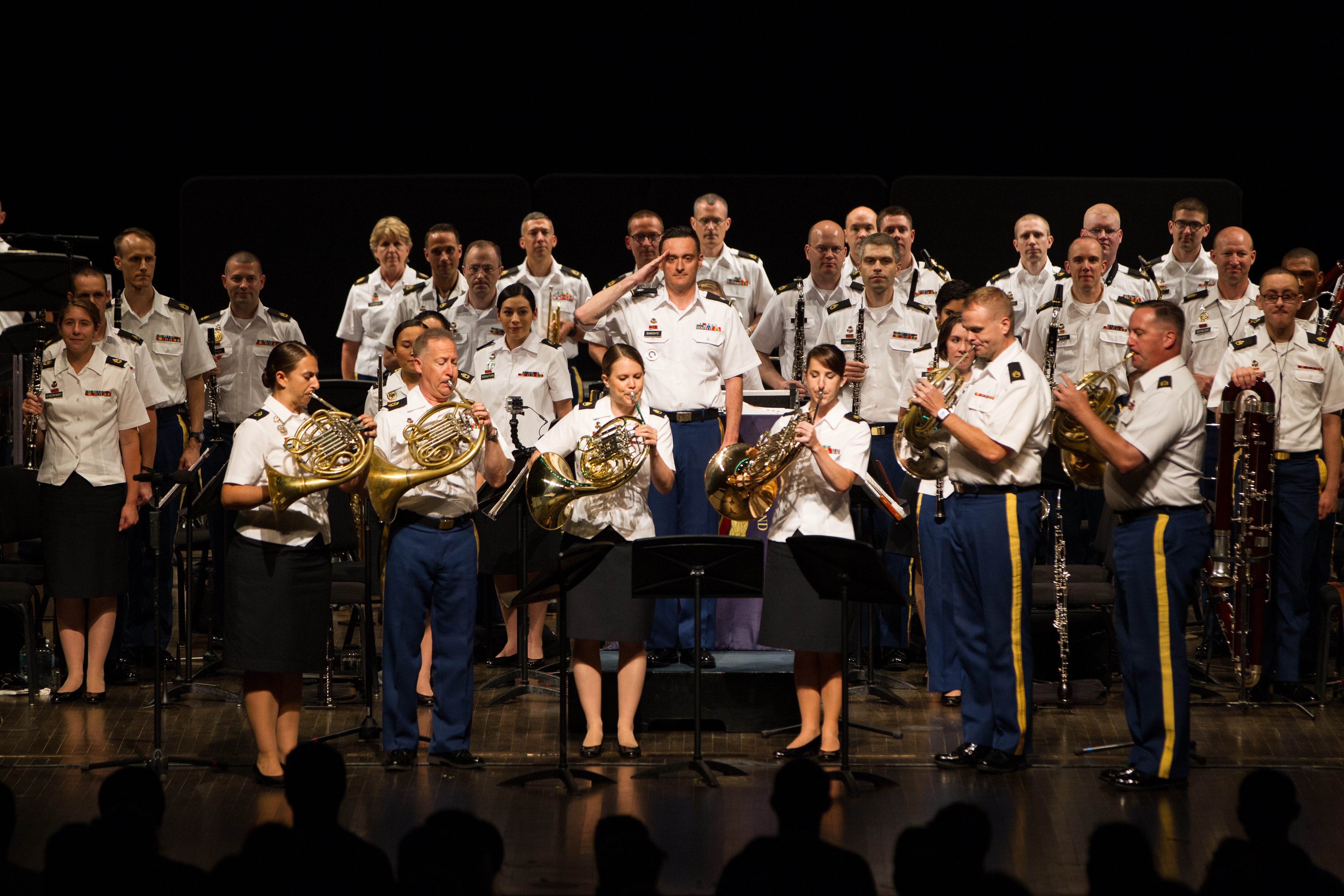 Inspirational mission, artistic excellence draw talented musicians to serve