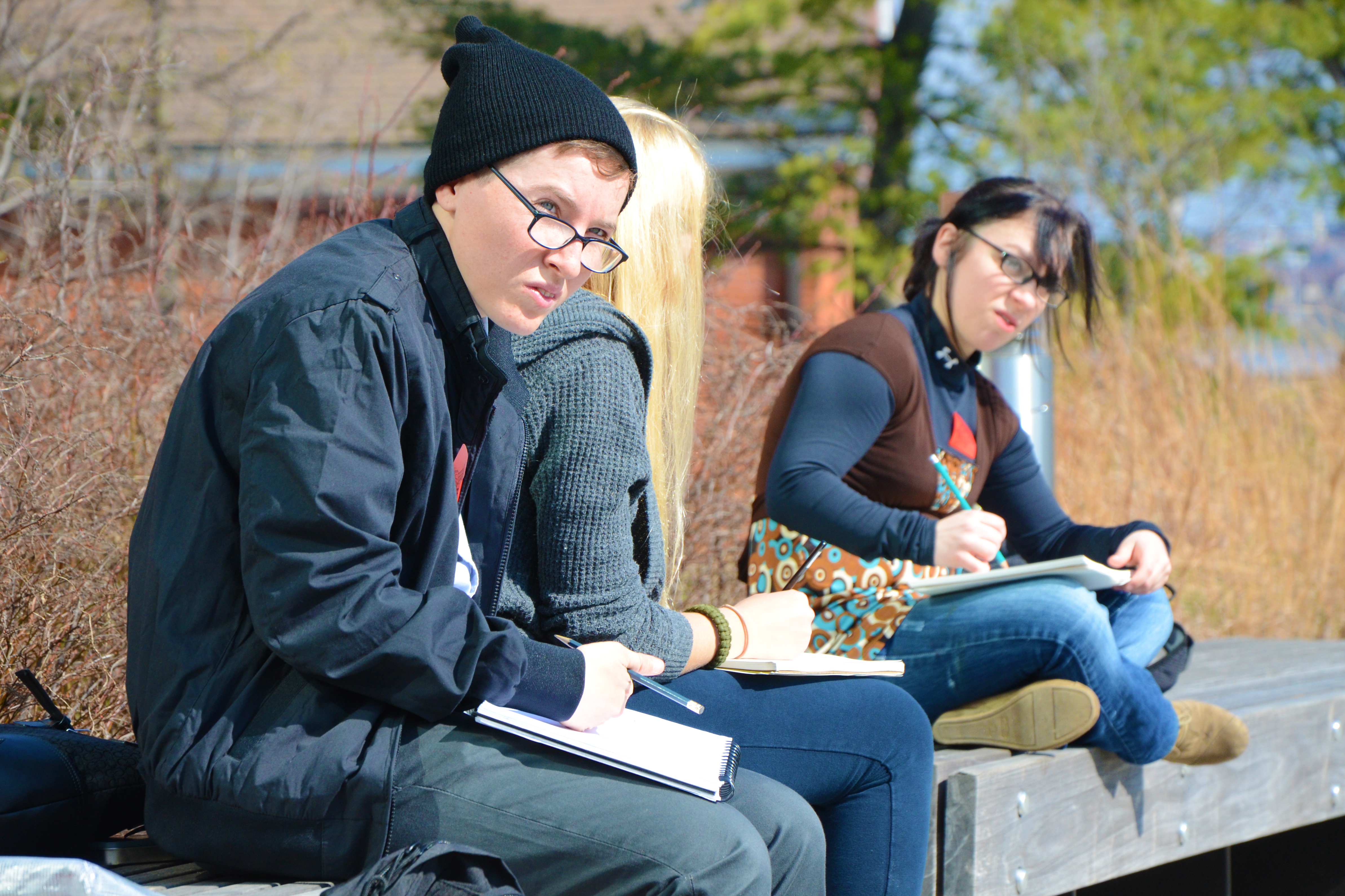 BMIC students sharpen their skills on Ft. McHenry