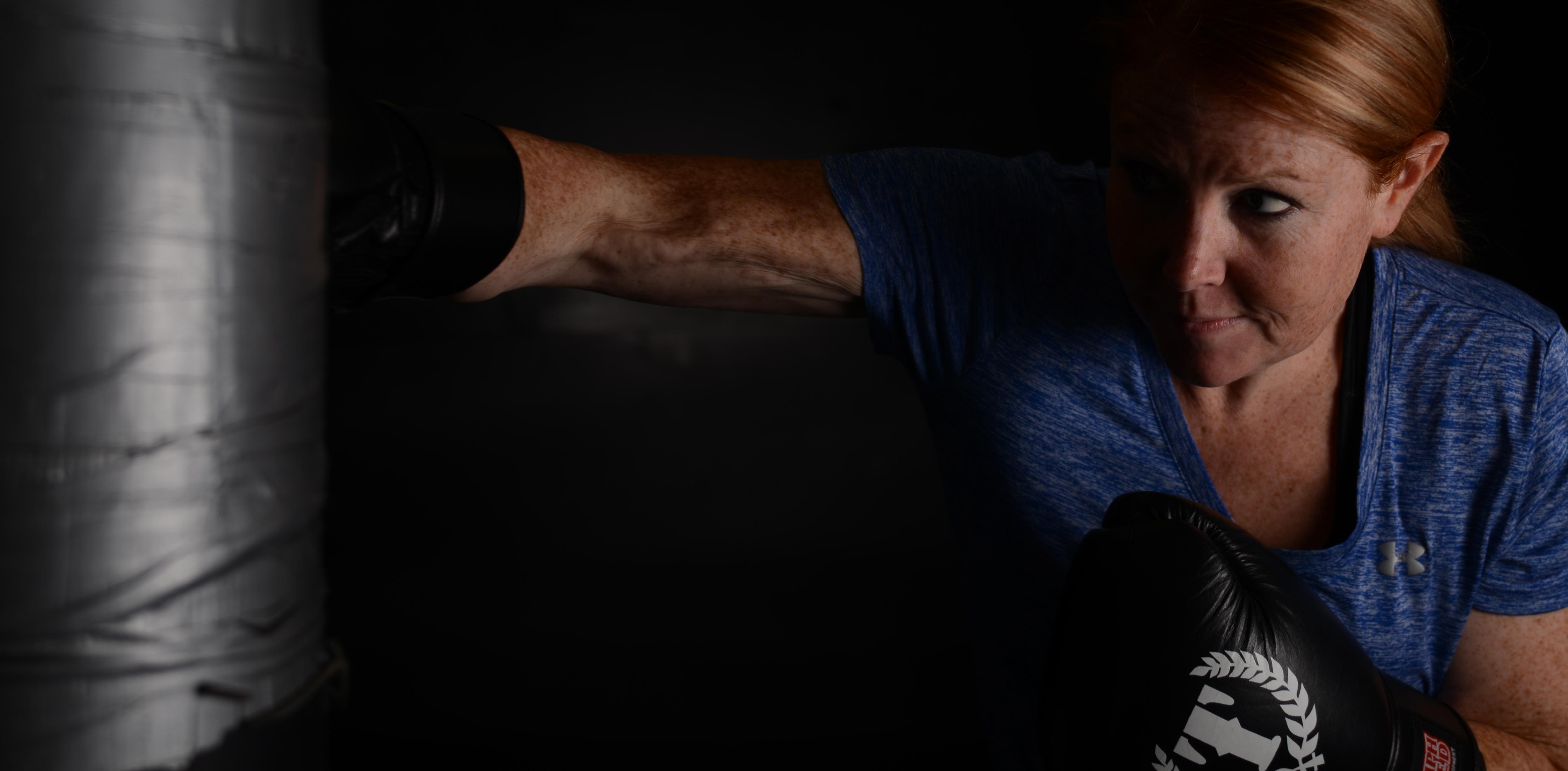 Israeli martial art Krav Maga keeps DINFOS instructor safe, fit