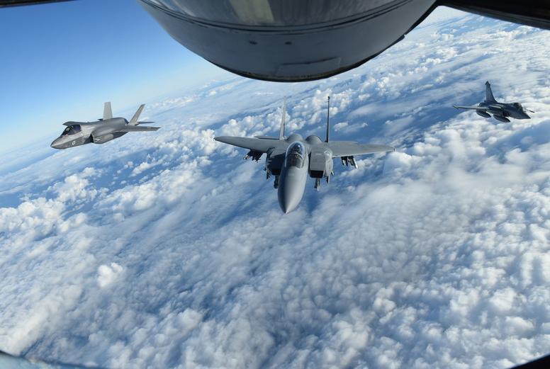 Allied Air Power