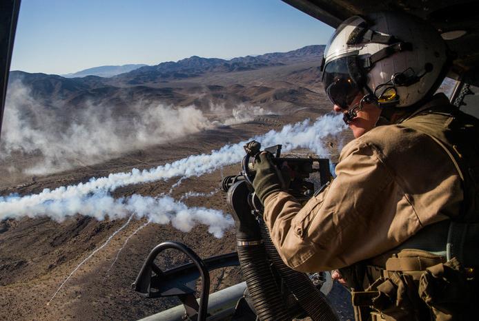 Marine Corps Integrated Training Exercise
