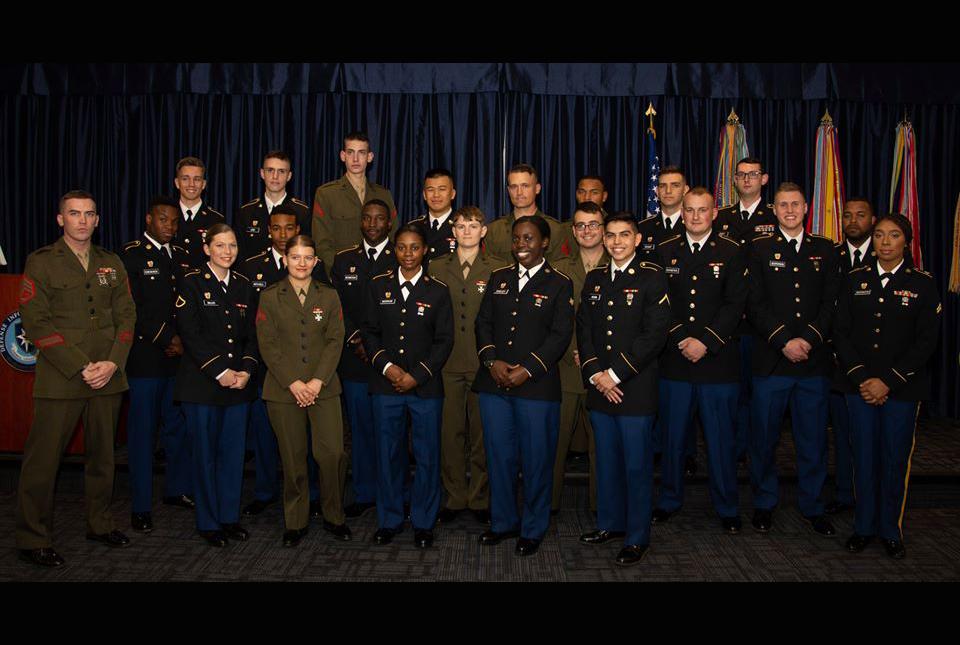 VPD 060-18 Graduation