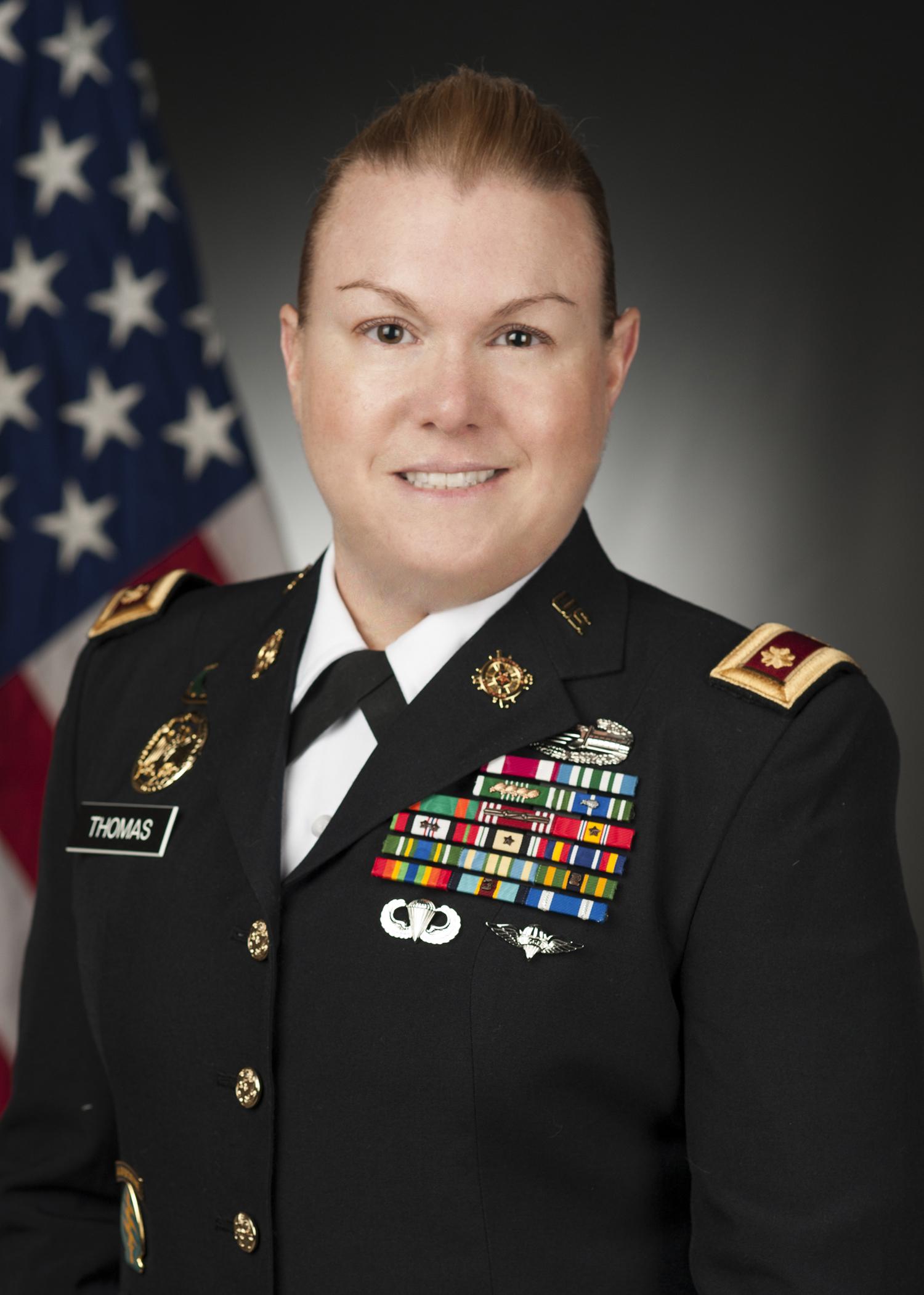 Tom kennedy us army claims service - Carla Thomas